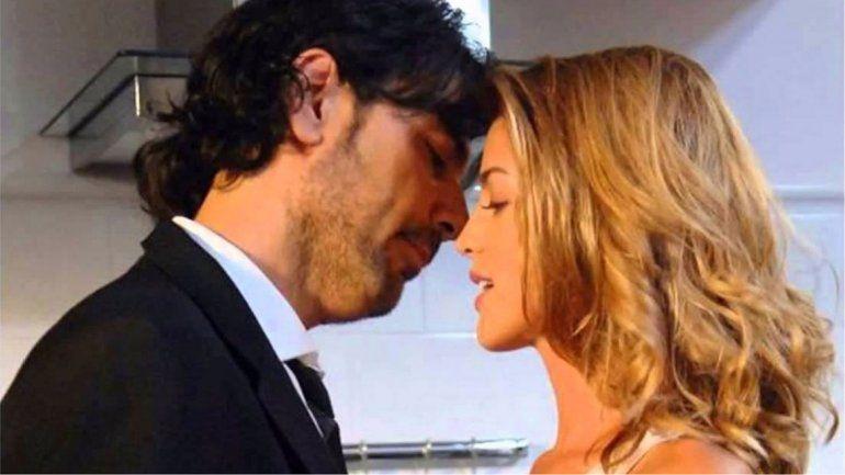 Los besos entre los actores eran criticados en las redes sociales.
