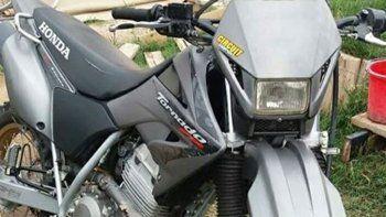 La publicación de la Honda Tornado en las redes sociales.