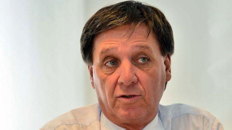 El subsecretario de Transporte y Tránsito, Fernando Palladino.