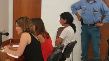 Hernando Quintulef escuchó atentamente la acusación por femicidio.