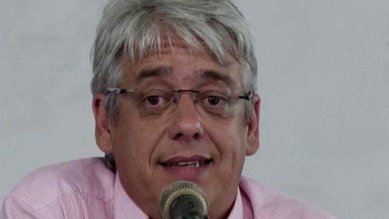 <div>Claudio Vaucheret. Decano de Informática (UNCo).</div>