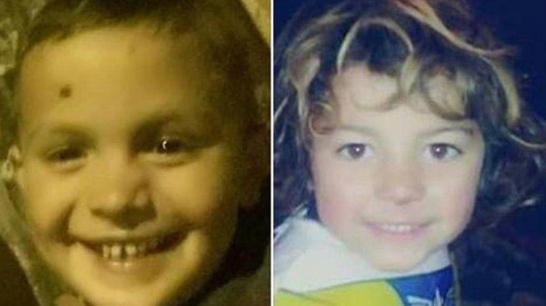 Tiziano Vicente (5) y Kevin García (4) aparecieron muertos dentro de una vieja heladera Siam abandonada en el fondo de la casa de uno de ellos. Los padres no tienen ni para el velatorio.