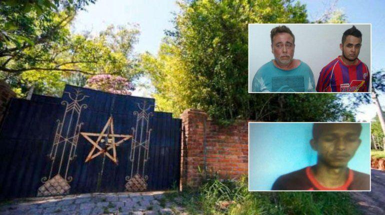 Las autoridades brasileñas no confirmaron las identidades de los menores. Por el hecho hay cuatro detenidos.