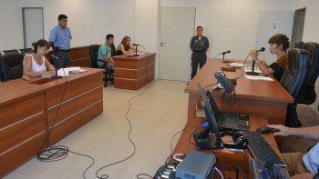 Las dos audiencias se realizaron en una de las 11 salas de garantías que tiene la Ciudad Judicial. Además, habrá dos para impugnación, una para delitos juveniles y una para juicios por jurados.