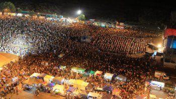 La Fiesta de la Confluencia es uno de los eventos más convocantes. También controlarían las fiestas privadas.