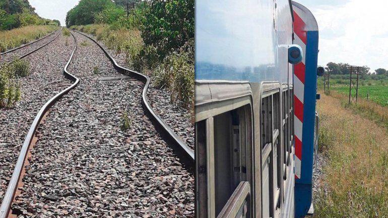El incidente ocurrió en el tren Sarmiento. No hubo heridos.
