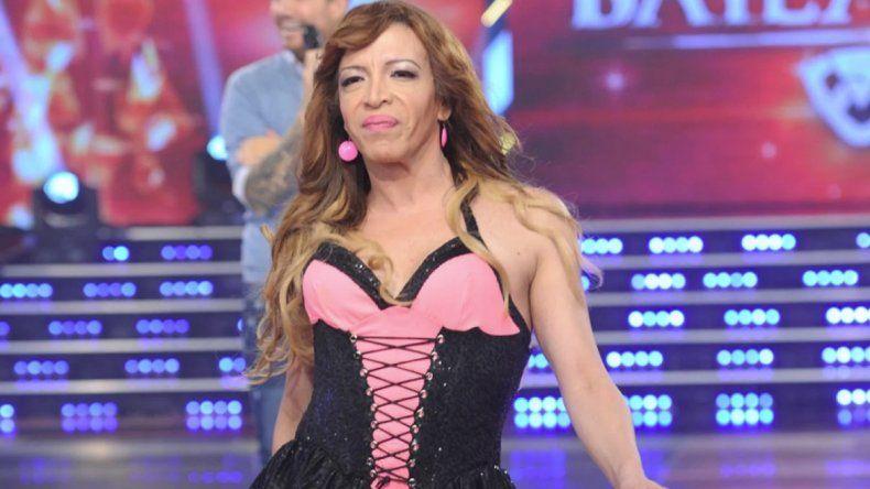 La bailarina postuló a la mediática porque siempre te saca una sonrisa.