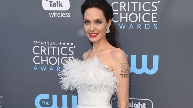 Los usuarios en las redes se alarmaron por la figura de la actriz y directora.