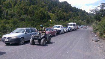 El fin de semana comenzó a notarse el flujo de vehículos argentinos hacia Temuco. Se esperan largas filas en los pasos entre hoy y mañana.