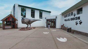conoce los dinos patagonicos que habitan el museo de el chocon
