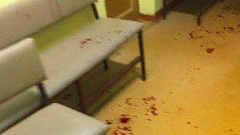 En el momento del ataque había 743 personas en el colegio.