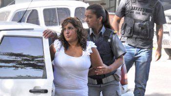 Ruth Montecino fue condenada por tráfico de estupefacientes en 2013.