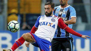 Allione no tiene minutos en Palmeiras y se quiere ir.