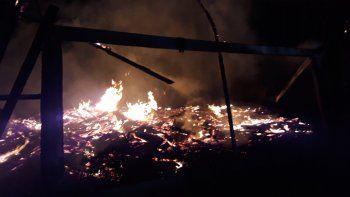 incendiaron dos capillas cerca de temuco