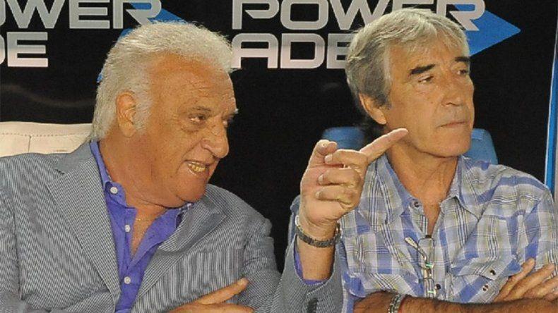 Murió el Panadero Díaz, histórico colaborador del Coco Basile