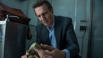 En la presentación de El Pasajero, Liam Neeson llamó la atención de los medios por su opinión sobre los abusos.