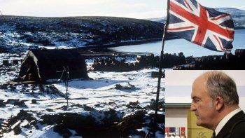 Falleció el inglés que salvó a argentinos en Malvinas
