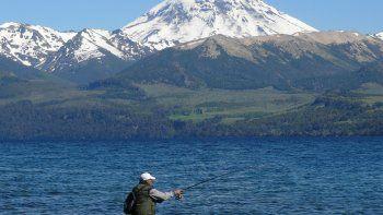 recomiendan no ir a pescar sin guia a rios desconocidos
