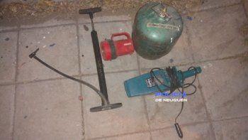 dos pibas chorras robaron en una casa y las detuvieron