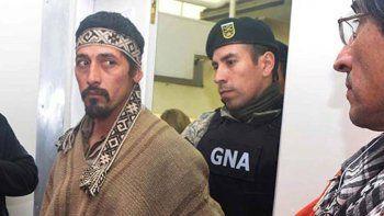 rechazan prision domiciliara para jones huala