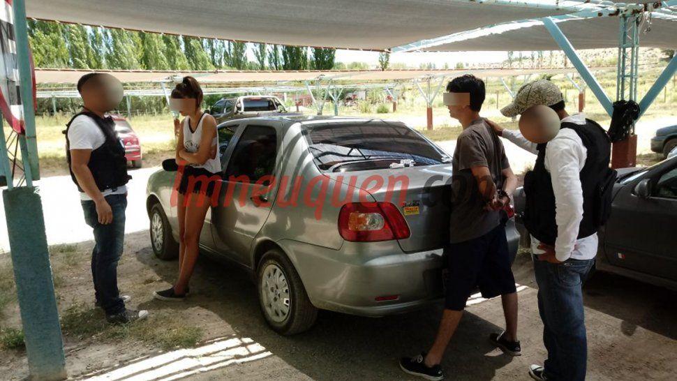 Así fue cómo ubicaron a la chica de 15 años y su amigo en un camping de Mariano Moreno