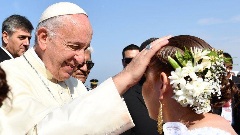 El Papa Francisco le dedicó una reflexión a las mujeres en su día
