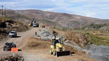 La zona norte se verá beneficiada con la pavimentación de varios tramos de ruta.