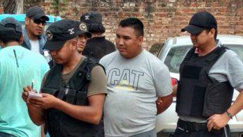 El detenido cabo Ibáñez es sobrino de un ex intendente salteño.