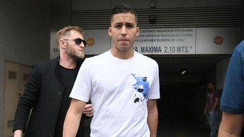 El ex Boca se mostró arrepentido y pidió disculpas por sus actos.