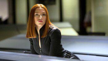 Scarlett tiene planeado participar de la producción del film, que llegaría a los cines de todo el mundo recién en 2020.