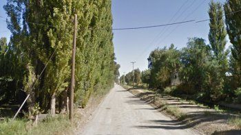 El accidente ocurrió en la zona rural de Centenario