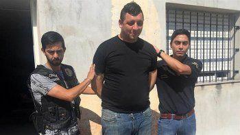 Con la entrega de Roberto Ríos, son 14 los dirigentes presos.