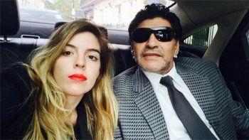 La actriz se unirá en matrimonio con su novio de hace cuatro años, el rugbier Andrés Caldarelli, en abril.