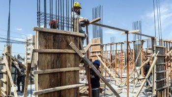 Edificios. Son los que registran la mayor cantidad de metros de construcción en Neuquén durante 2017.
