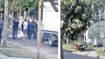 La víctima murió desangrada: la ambulancia tardó una hora y media.