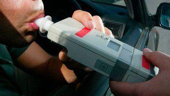 Controles: hubo 36 alcoholemias postivas y dos casos de cocaína