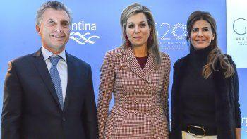 El presidente anunció que Argentina construirá un reactor nuclear en Holanda.
