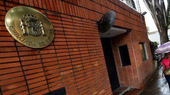 Venezuela declaró persona no grata al embajador español