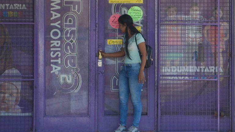 La lencería está en calle Alcorta al 500 en el corazón del Bajo.