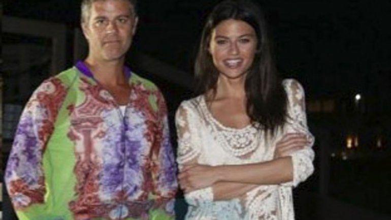 A pesar de que Mike tiró abajo un posible romance, días antes del encuentro Jujuy fue a ver el show del actor.
