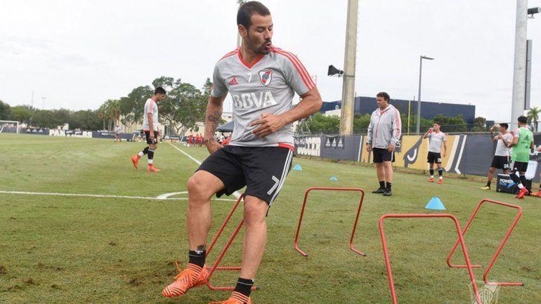 Tanto Pratto como Rodrigo Mora estarán en el banco de suplentes.
