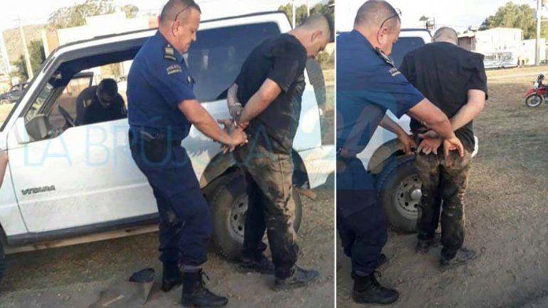 Iorio sobre su detención: Las cosas suceden porque tienen que suceder