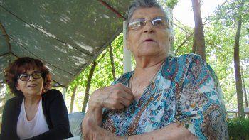 María Antonia Lillo recordó a su padre, que era chofer de Unión del Sud.