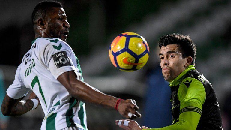 El Sporting empató faltando diez minutos y lo ganó por penales.