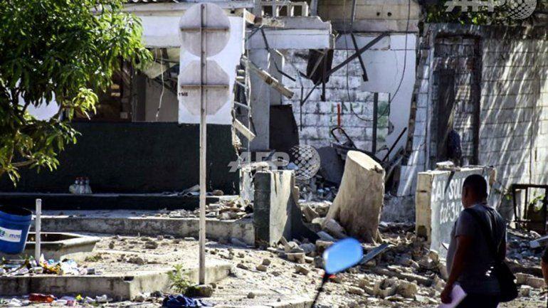 En apenas 24 horas hubo tres ataques en comisarías colombianas.