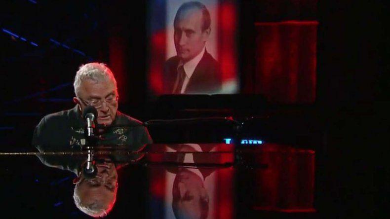 Una canción satírica sobre Putin ganó un Grammy