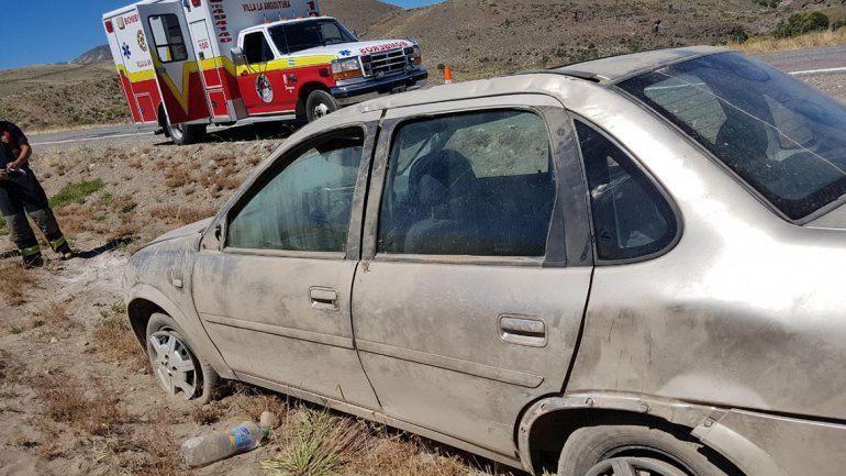 Dos vuelcos en la cordillera se suman al triste historial de accidentes
