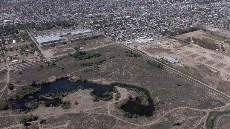Las 99 hectáreas que tiene el Ejército en calle Bejarano serán urbanizadas.