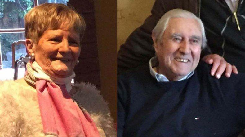 Paula Aresti Astica y Jorge Julián Parro eran buscados desde el miércoles.