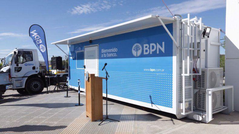 El BPN sumará 47 cajeros nuevos en toda la provincia